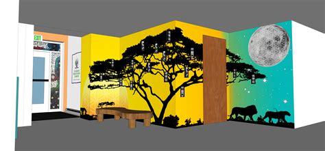 Creative Wall Murals la alma lincoln park neighborhood association 187 the