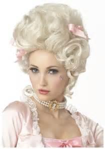 discount halloween wigs marie antoinette wig