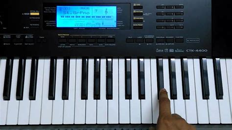 Keyboard Casio Ctk 4400 casio ctk 4400 review bestedigitalepiano nl