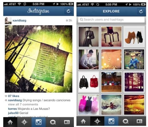 instagram tutorial iphone 5 instagram now includes support for ios 6 iphone 5