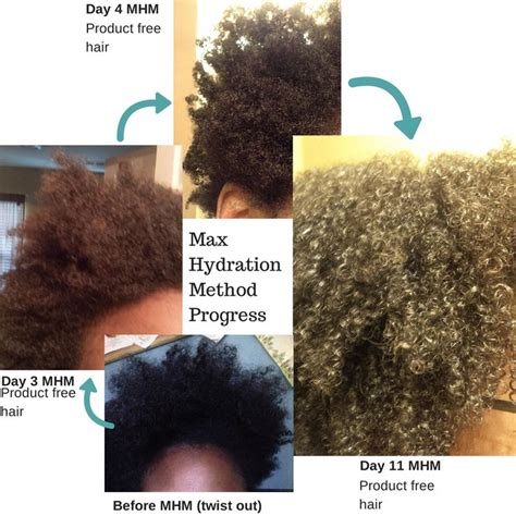 the max hydration method is it for you the mane product free hair progress with the max hydration method