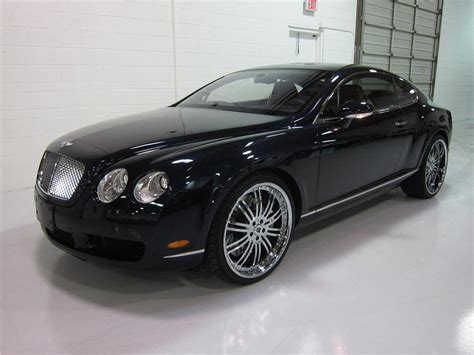 bentley coupe 4 door 2005 bentley continental gt 2 door coupe 161727