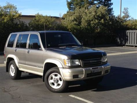 automotive air conditioning repair 2000 isuzu trooper windshield wipe control find used 2000 isuzu trooper with new transmission in redwood city california united states