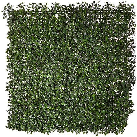 Faux Boxwood Mat by Natrahedge Artificial Boxwood Hedge Mat 20 X 20 Panels