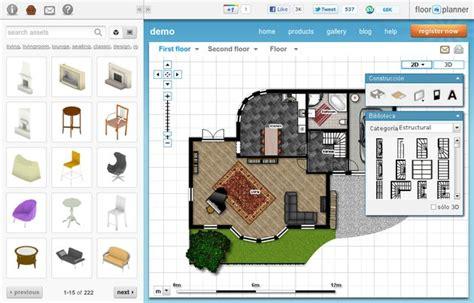 online floorplanner tengase presente web gratuita para dise 241 ar tus propios planos