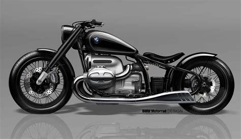 bmw  concept bike debuts   mammoth