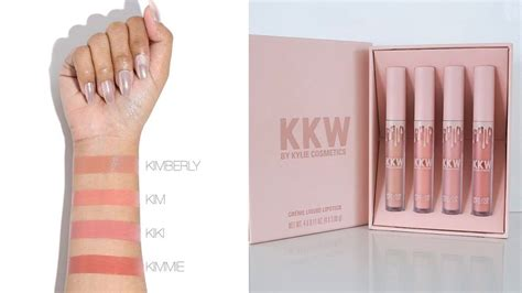 8 kkw by cosmetics lipstick dupes wstale