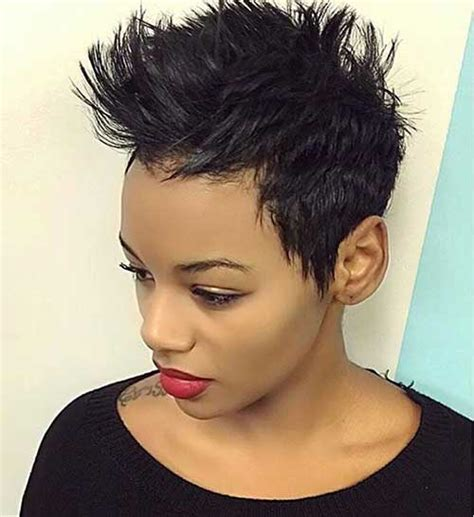 show me some black hair that is really good las ideas magn 237 ficas sobre pixie cut para las mujeres