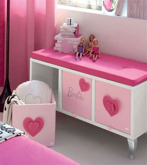 barbie bedroom decor cute and beauty barbie pink bedroom design for teenager
