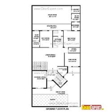 100 gaj plot home design map of 100 gaj house gharexpert com