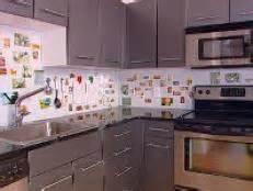 how to create a china mosaic backsplash hgtv weekend projects how to install a tin tile backsplash hgtv