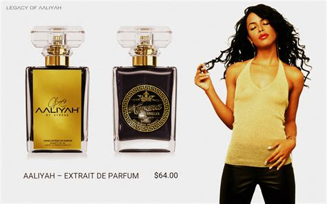 Set To Launch Perfume by Aaliyah S Unisex Fragrance Set To Launch In October