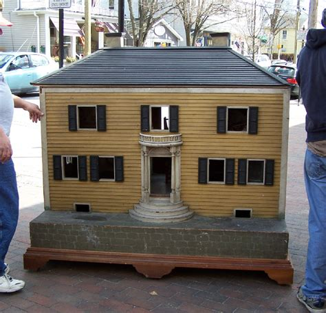 doll house address 7762 large architects model or childs doll house c1900 for sale antiques com classifieds