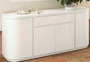 sideboard white high gloss black and white gloss sideboard images