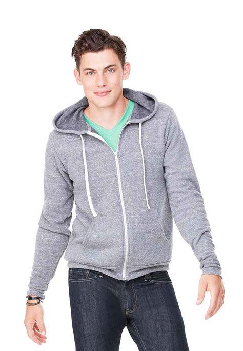 Basic Jacket Hoodie Unisex With Zipper Available In 16 Colou 1 canvas 3909 unisex tri blend sponge fleece zip hoodie