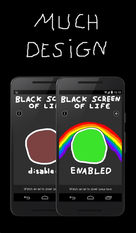 Android App Black Screen by Black Screen Of 187 Apk Thing Android Apps Free