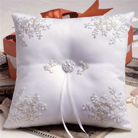 aliexpress buy wedding ring pillow 21cm 21cm satin