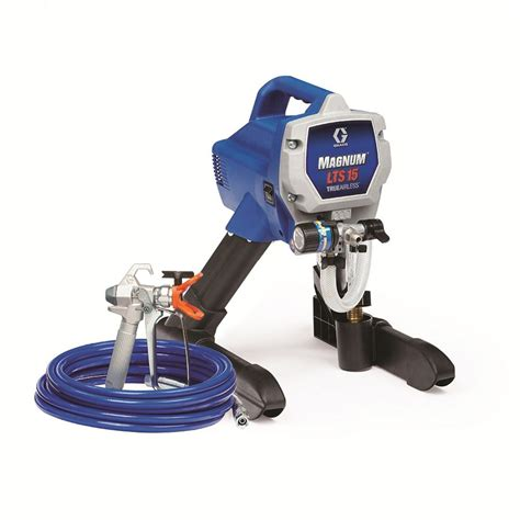 spray painter graco shop graco lts 15 electric stationary airless paint