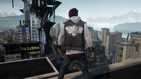 Infamous Second Origami - infamous second paper trail strongly hints to sequel