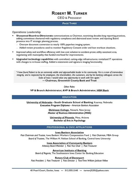 best corporate resume format best resume format best template collection
