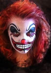 Professional Halloween Makeup Artist Clown Makeup On Pinterest Scary Clown Makeup Special Effects Makeup And Halloween Makeup