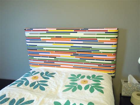 how to make a twin headboard upholstering a twin sized headboard