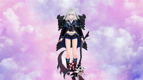 Gamis Aiisha elsword mmd my in aisha yandertrap v1 0 by cresitonia on deviantart