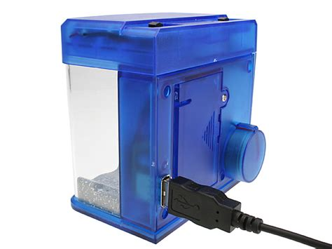 Usb Aquarium Mini usb mini aquarium with blue led