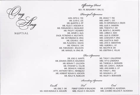 wedding entourage list template wedding invitation entourage list broprahshow
