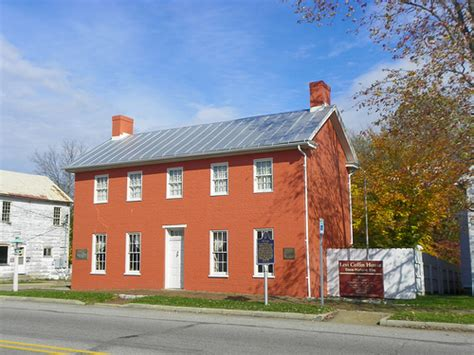 levi coffin house levi coffin house state historical site flickr photo sharing