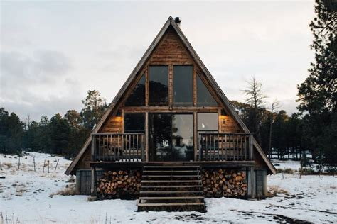 Snow Cabin Rentals by The Best Airbnb Fall And Winter Cabin Rentals In The U S