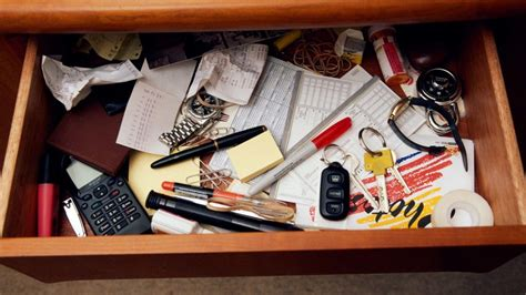 things to toss from your junk drawer realtor 174