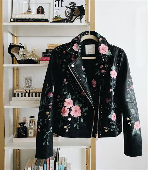 painted leather jackets   wearable works  art