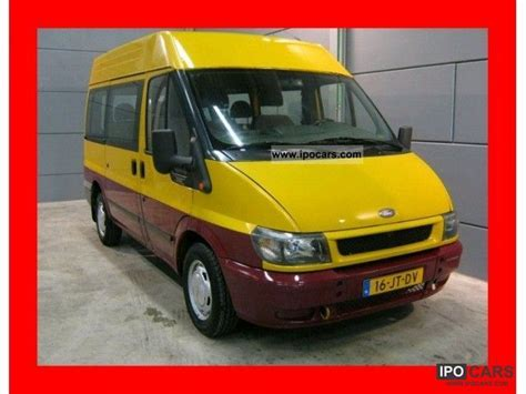 perso car 2002 ford transit 2 0 tddi combi combined 9 9 pers zitz