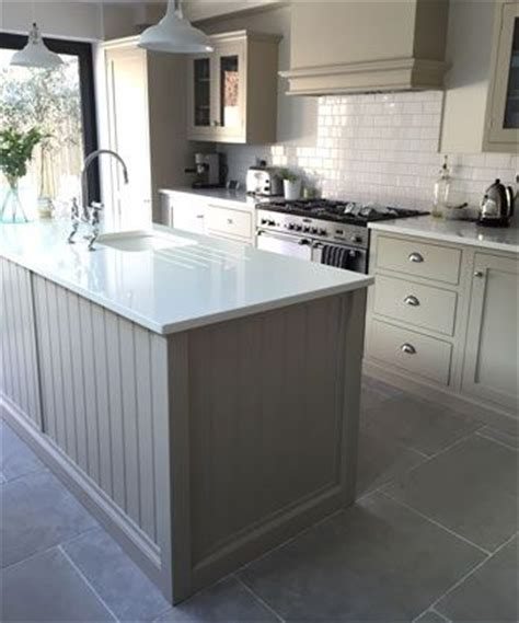 Gray Kitchen Floor by Grey Tumbled Limestone Kitchen Floor Tiles Http