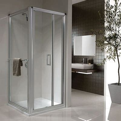Twyford Shower Doors Twyford Hydr8 760 Infold Shower Door H83901cp