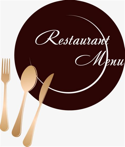 Logo Decoration Design by Restaurant Menu Design Logo Logo Decoration Vector Menu