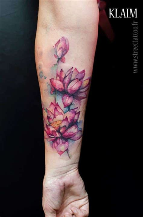 mytattooland com watercolor tattoo ideas