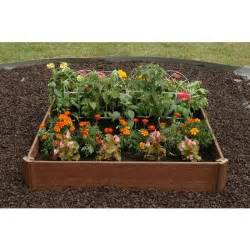 Homedepot Garden by Greenland Gardener 42 In X 42 In Raised Garden Bed Kit