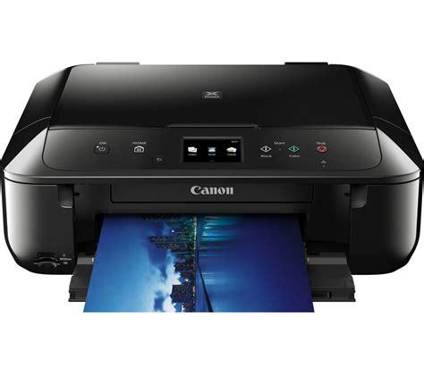 Printer Inkjet canon pixma mg6850 all in one wireless inkjet printer