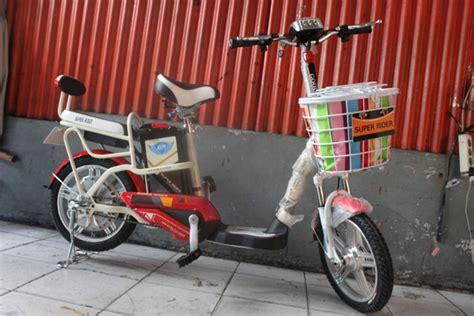 Jual Sepeda Listrik Mars Platinum Murah sepeda motor listrik rider eart jupiter mars