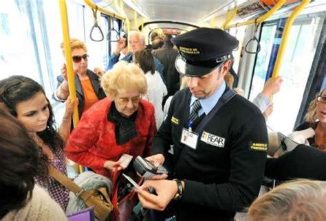 aps mobilità orari controllori sempre a bordo 19 multe al giorno sulla