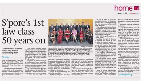 sunday times education section the singapore constitution in action