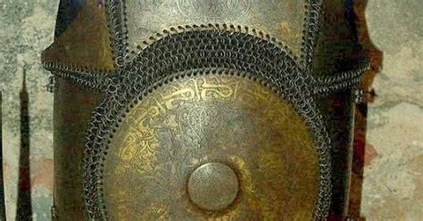 Ottoman Empire 17th Century Armour Of The Ottoman Empire 16th To 17th Century Krug Chest Armor As Worn By Fully Armored