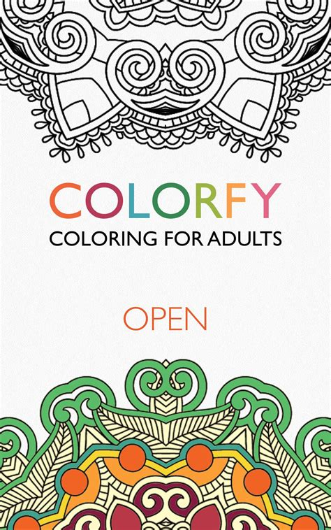 best coloring apps colorfy coloring book for adults best free