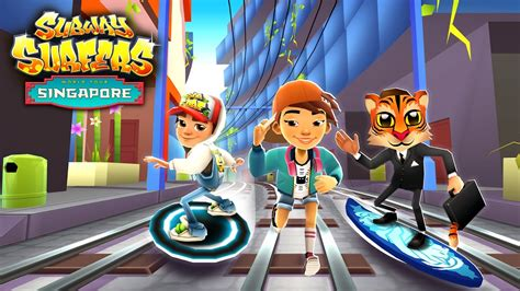 download game subway terbaru mod subway surfers singapore mega mod android game moded