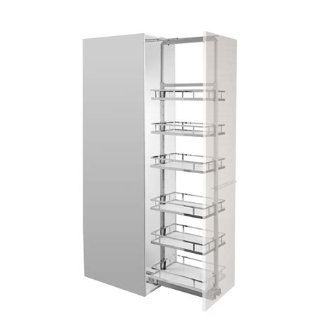 External Pantry by Pull Out Pantry Soft Unit Adjustable Height