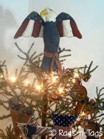 eagle tree topper americana primitive patterns e patterns