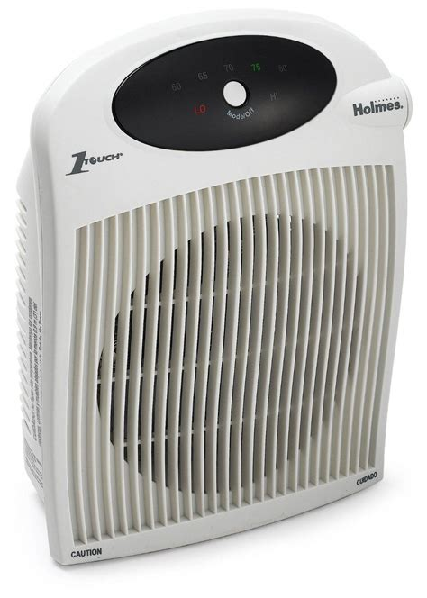 best portable heater for bathroom amazon com holmes heater with 1touch control and