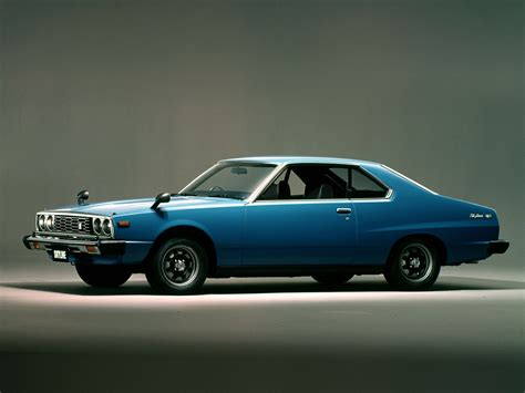 nissan datsun 1979 datsun 240k gt nissan skyline c210 coupe 1979 1979